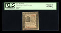 Colonial Notes:Pennsylvania, Pennsylvania April 25, 1776 9d PCGS Superb Gem New 67PPQ....