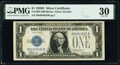 Small Size:Silver Certificates, Fr. 1604 $1 1928D Silver Certificate. PMG Very Fine 30.. ...