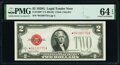 Small Size:Legal Tender Notes, Fr. 1508* $2 1928G Legal Tender Star Note. PMG Choice Uncirculated 64 EPQ.. ...