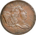 1794 Normal Head, Small Edge Letters, C-4a, B-6b, R.3, AU58 NGC. Our EAC grade XF45. ...(PCGS# 35036)