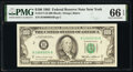 Small Size:Federal Reserve Notes, Fr. 2171-B $100 1985 Federal Reserve Note. PMG Gem Uncirculated 66 EPQ.. ...