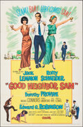 """Movie Posters:Comedy, Good Neighbor Sam & Other Lot (Columbia, 1964). Folded, Fine/Very Fine. One Sheets (2) (27"""" X 41""""). Comedy.. ..."""