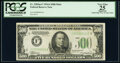 Small Size:Federal Reserve Notes, Fr. 2202-F $500 1934A Mule Federal Reserve Note. PCGS Apparent Very Fine 25.. ...
