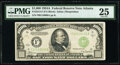 Small Size:Federal Reserve Notes, Fr. 2212-F $1,000 1934A Federal Reserve Note. PMG Very Fine 25.. ...
