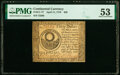 Colonial Notes:Continental Congress Issues, Continental Currency April 11, 1778 $30 PMG About Uncirculated 53.. ...