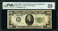 Small Size:Federal Reserve Notes, Fr. 2051-E* $20 1928A Federal Reserve Star Note. PMG Very Fine 25.. ...
