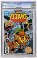 Modern Age (1980-Present):Superhero, New Teen Titans #5 (DC, 1981) CGC NM/MT 9.8 White pages....