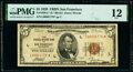 Small Size:Federal Reserve Bank Notes, Fr. 1850-L* $5 1929 Federal Reserve Bank Note Star. PMG Fine 12.. ...