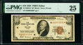Small Size:Federal Reserve Bank Notes, Fr. 1860-K* $10 1929 Federal Reserve Bank Note Star. PMG Very Fine 25.. ...