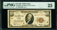Fr. 1860-K* $10 1929 Federal Reserve Bank Note Star. PMG Very Fine 25