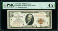Small Size:Federal Reserve Bank Notes, Fr. 1860-A* $10 1929 Federal Reserve Bank Star Note. PMG Choice Extremely Fine 45 EPQ.. ...