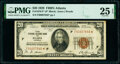 Fr. 1870-F* $20 1929 Federal Reserve Bank Star Note. PMG Very Fine 25 EPQ
