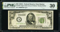 Fr. 2101-A* $50 1928A Federal Reserve Note. PMG Very Fine 30