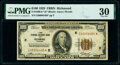 Fr. 1890-E* $100 1929 Federal Reserve Bank Star Note. PMG Very Fine 30