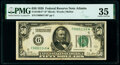 Small Size:Federal Reserve Notes, Fr. 2100-F* $50 1928 Federal Reserve Note. PMG Choice Very Fine 35.. ...
