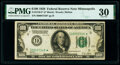 Small Size:Federal Reserve Notes, Fr. 2150-I* $100 1928 Federal Reserve Star Note. PMG Very Fine 30.. ...