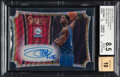 Basketball Cards:Singles (1980-Now), 2014 Panini Select Joel Embiid (Die Cut Autos Prizm Blue Wave) #82 BGS NM-MT+ 8.5 - #'d 9/10....