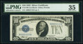 Small Size:Silver Certificates, Fr. 1700 $10 1933 Silver Certificate. PMG Choice Very Fine 35.. ...