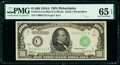 Fr. 2212-C $1,000 1934A Mule Federal Reserve Note. PMG Gem Uncirculated 65 EPQ