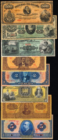 Brazil Group of 15 Examples Fine-Crips Uncirculated