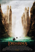 """Movie Posters:Fantasy, The Lord of the Rings: The Fellowship of the Ring (New Line/Sonis, 2001). Rolled, Very Fine-. One Sheet (27"""" X 40"""") & French... (Total: 2 Items)"""