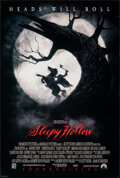 """Movie Posters:Fantasy, Sleepy Hollow (Paramount, 1999). Rolled, Very Fine-. One Sheet (26.75"""" X 39.75"""") SS Advance. Fantasy.. ..."""