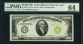 Small Size:Federal Reserve Notes, Fr. 2221-H $5,000 1934 Federal Reserve Note. PMG Choice Uncirculated 64.. ...