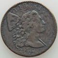 1794 1C Head of 1794, S-34, B-20, High R.5, VF20 Tooled Uncertified. Breen Die State III. Purchased unattributed circa 1...