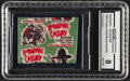 Non-Sport Cards:Unopened Packs/Display Boxes, 1950 Topps Hopalong Cassidy Unopened Pack GAI NM-MT 8....