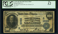 New Orleans, LA - $100 1902 Date Back Fr. 690 The Whitney-Central National Bank Ch. # (S)3069 PCGS Fine