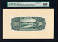 World Currency, Brazil Group of 5 Back Proofs and 1 Vignette.. ... (Total: 6 letters)