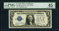 Small Size:Silver Certificates, Fr. 1600 $1 1928 Silver Certificate. I-A Block. PMG Choice Extremely Fine 45 EPQ.. ...