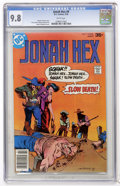 Bronze Age (1970-1979):Western, Jonah Hex #9 (DC, 1978) CGC NM/MT 9.8 White pages....