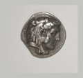 Ancients:Ancient Lots  , Ancients: Lot of two tetradrachms of Alexander the Great....(Total: 2 coins)