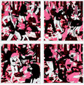 Prints & Multiples, Cleon Peterson (b. 1973). The Occupation (set of 4), 2008. Screenprints in colors on wove paper. 18 x 18 inches (45.7 x ... (Total: 4 Items)