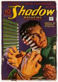 Pulps:Hero, The Shadow - March 1, 1935 (Street & Smith) Condition: VG....