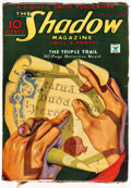Pulps:Hero, The Shadow - April 15, 1935 (Street & Smith) Condition: VG....