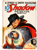 Pulps:Hero, The Shadow - March 1932 (Street & Smith) Condition: GD....
