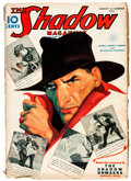 Pulps:Hero, The Shadow - August 1, 1937 (Street & Smith) Condition: VG....