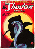 Pulps:Hero, The Shadow - April 1, 1934 (Street & Smith) Condition: VG....