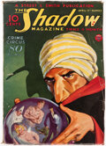 Pulps:Hero, The Shadow - April 15, 1934 (Street & Smith) Condition: VG....