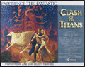 "Movie Posters:Fantasy, Clash of the Titans (MGM, 1981). Subway (44.5"" X 59.5""). FantasyAdventure. Starring Laurence Olivier, Claire Bloom, Maggie ..."