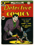 Golden Age (1938-1955):Superhero, Detective Comics #69 (DC, 1942) Condition: Apparent FN Slight (A)White pages....