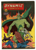 Golden Age (1938-1955):Miscellaneous, Dynamic Comics #18 (Chesler, 1946) Condition: Apparent FN+....