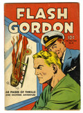 Golden Age (1938-1955):Science Fiction, Four Color #10 Flash Gordon (Dell, 1942) Condition: VG+....