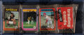 Baseball Cards:Unopened Packs/Display Boxes, 1975 Topps Baseball Rack Pack - BBCE Authenticated....