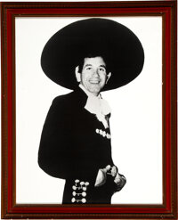 Trini Lopez Large Format Early 60s Personally Owned Photo