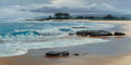 Paintings, Peter Ellenshaw (American, 1913-2007). The Coming Tide. Oil on canvas. 24 x 48 inches (61.0 x 121.9 cm). Signed lower le...