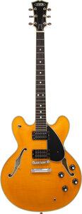 Musical Instruments:Electric Guitars, Trini Lopez Personally Owned and Played Bachi Electric Guitar. ...