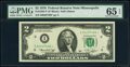 Small Size:Federal Reserve Notes, Fr. 1935-I* $2 1976 Federal Reserve Star Note. PMG Gem Uncirculated 65 EPQ.. ...